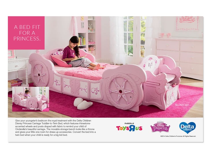 princess-bed