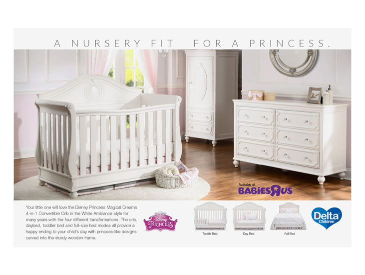 princess-crib